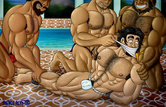 Prince Asad Kidnapped -Underwear- by Prince-Asad-GID