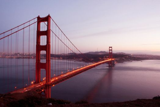 The Golden Gate by jefz