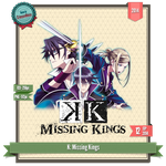 K: Missing Kings - Anime Movie Icon by CrimsonNoise