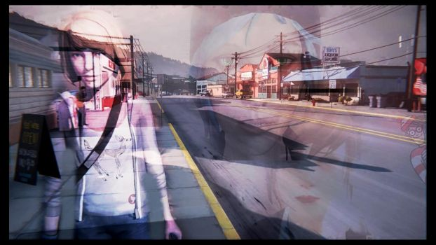 Life is Strange: Ghosts of Arcadia Bay by JATK-Flash