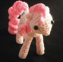 Pinkie Pie Crochet Doll 2 by ChibiSayuriEtsy