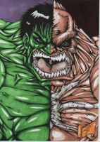 hulk-abomination artwork color by darkartistdomain