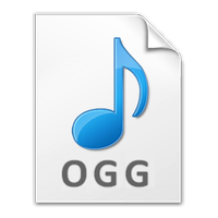Ogg Filetype Icon by AI74