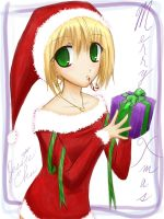 Christmas Girl by Miru