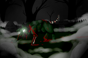 This is my forest -Com- by RED--F0X