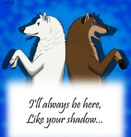 I'll Always Be Here... by Jenny2-point-0