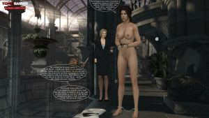 Tomb Raider's business competition by honkus2
