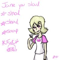Jane you relly, raly.. fuck it by kukukitty11