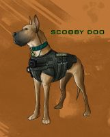 Scooby Doo redesign by Deimos-Remus