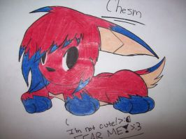 Chesm by chaobreeder13