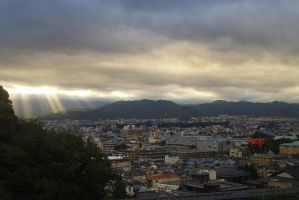 Kyoto by Jillifer