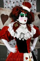 Queen of Hearts by PorcelainPoet