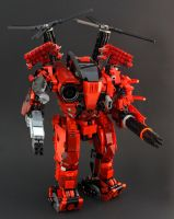 Devastator V4 by Deadpool7100