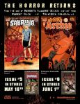 Sabrina and Afterlife with Archie return! by RobertHack