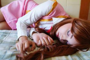 Nunnally cosplay by PrisCosplay