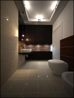 Bathroom interior 1 by pressenter