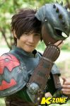 Hiccup Cosplay How to Train Your Dragon 2 by liui-aquino