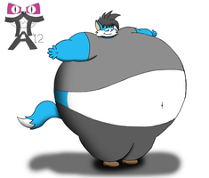 Bloated DV In His Own Clothes P1 by ToferTheAkita