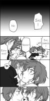 Random SpaPort Bromance by hime1999