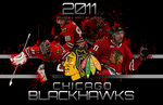 2011 Chicago Blackhawks by xDeLyriuMx