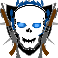 Zombies Shotgun emblem (With flame) by Undeaddemon4