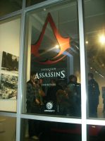 ASSASSIN'S CREED: Vernissage by i-Yuki