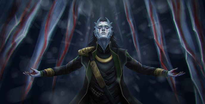 Loki: No return by Vrihedd