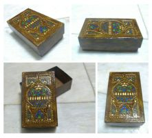 Moorish Blue Box by blue-fusion