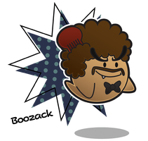 My Paper Mario Partner: Boozack by Sindorman