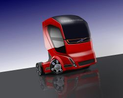 Volvo Vision 2020 by embeembe