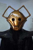 Cybershade Mask (Doctor Who) by Faust-and-Company