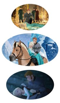 Back to Arendelle by Milady666
