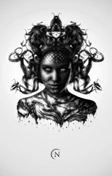 Medusa by kaaaay