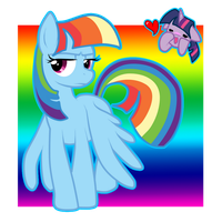 Rainbow Sparkle?? or Twilight Dash?? by Pauuh