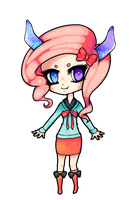 Ivi CHIBI by DivaWho