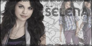 Selena Gomez by ohsoscreamo58