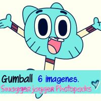 Gumball :3 by MicaEdiitions