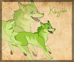 Gift-art Nightrizers Kayrea by StanHoneyThief