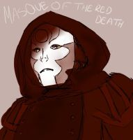 Masque of the Red Death by awesome-o-clock