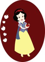 Disney's Snow White by JessicaElephant