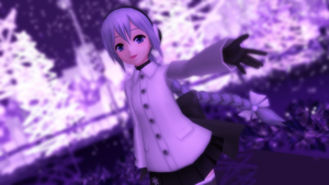 MMD ~ Let it Snow by Tuany-Neko-Daisuki