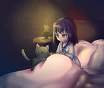 Bed Time by NEZUMI-NA