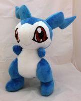 Digimon - DemiVeemon custom plush by Kitamon