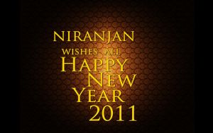 niranjan-wishes-2011 by desig9