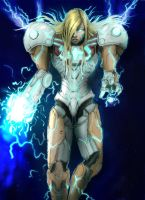 Samus OLD by Fimbulwinter-Wolf