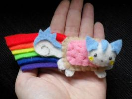 Poke Nyan Pachirisu by Sexual-Pancake