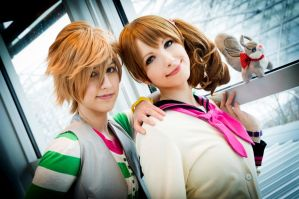 Brother's Conflict by Rayi-kun