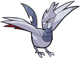 DEA Collab - Skarmory by Version-L