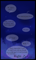 Dream land prologue page 1 by snowflake95