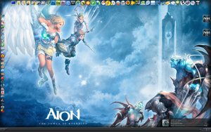 Aion desktop by rendermax